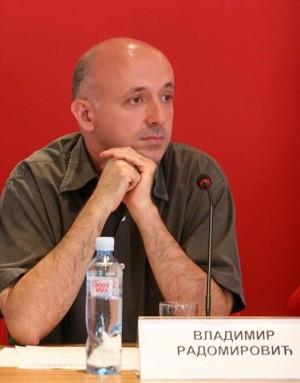 Владимир Радомировић (фото: Милош Мишков, Прес центар УНС)