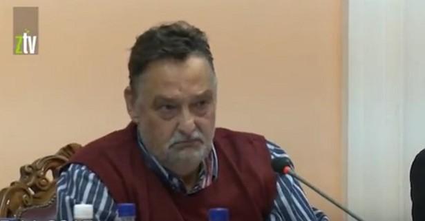Boško Ničić (foto: zamedia.rs, youtube, printscreen)