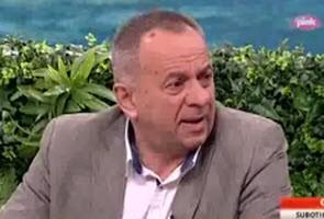 Жарко Ракић (фото: ТВ Пинк, screenshot)
